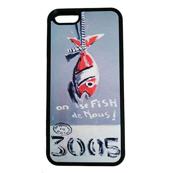 Coque Smartphone – Patrick Plattier – On se fish