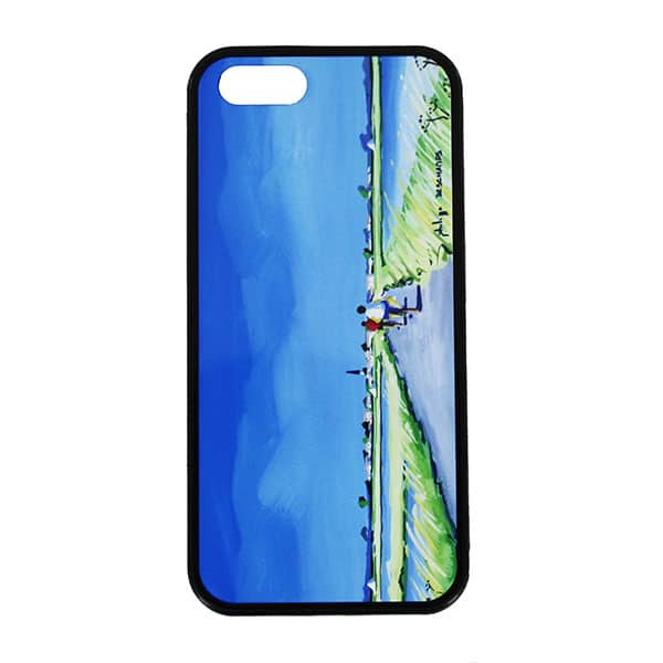 Coque smartphone – Philippe Deschamps – Piste cyclable