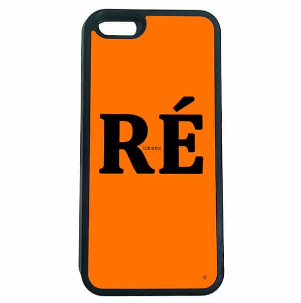 Coque smartphone – Ré FOR REVEUR® – Ré Orange