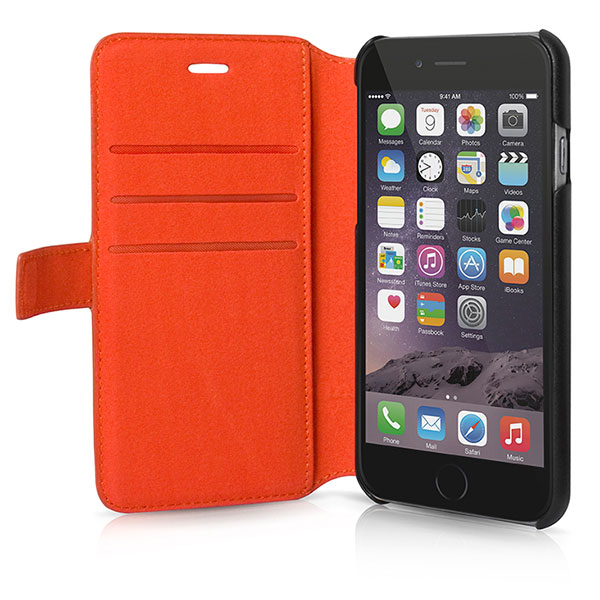 coque orange iphone 6